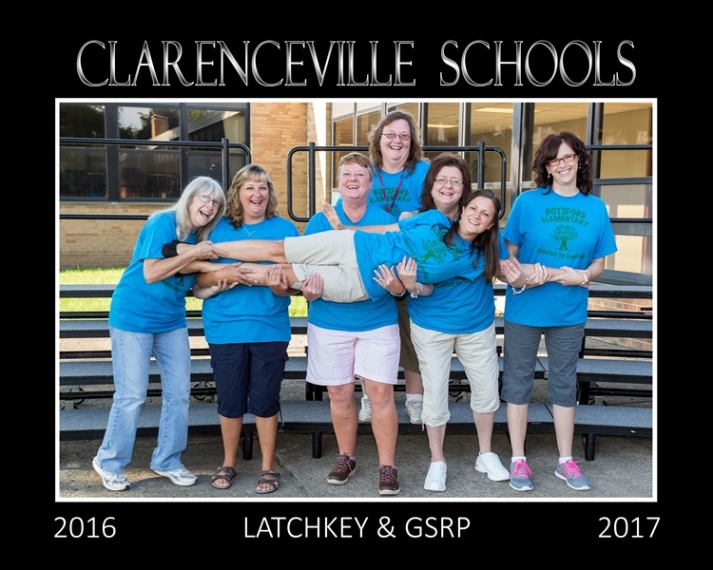 LATCHKEY-GSRP STAFF GROUP PHOTO 2016-2017